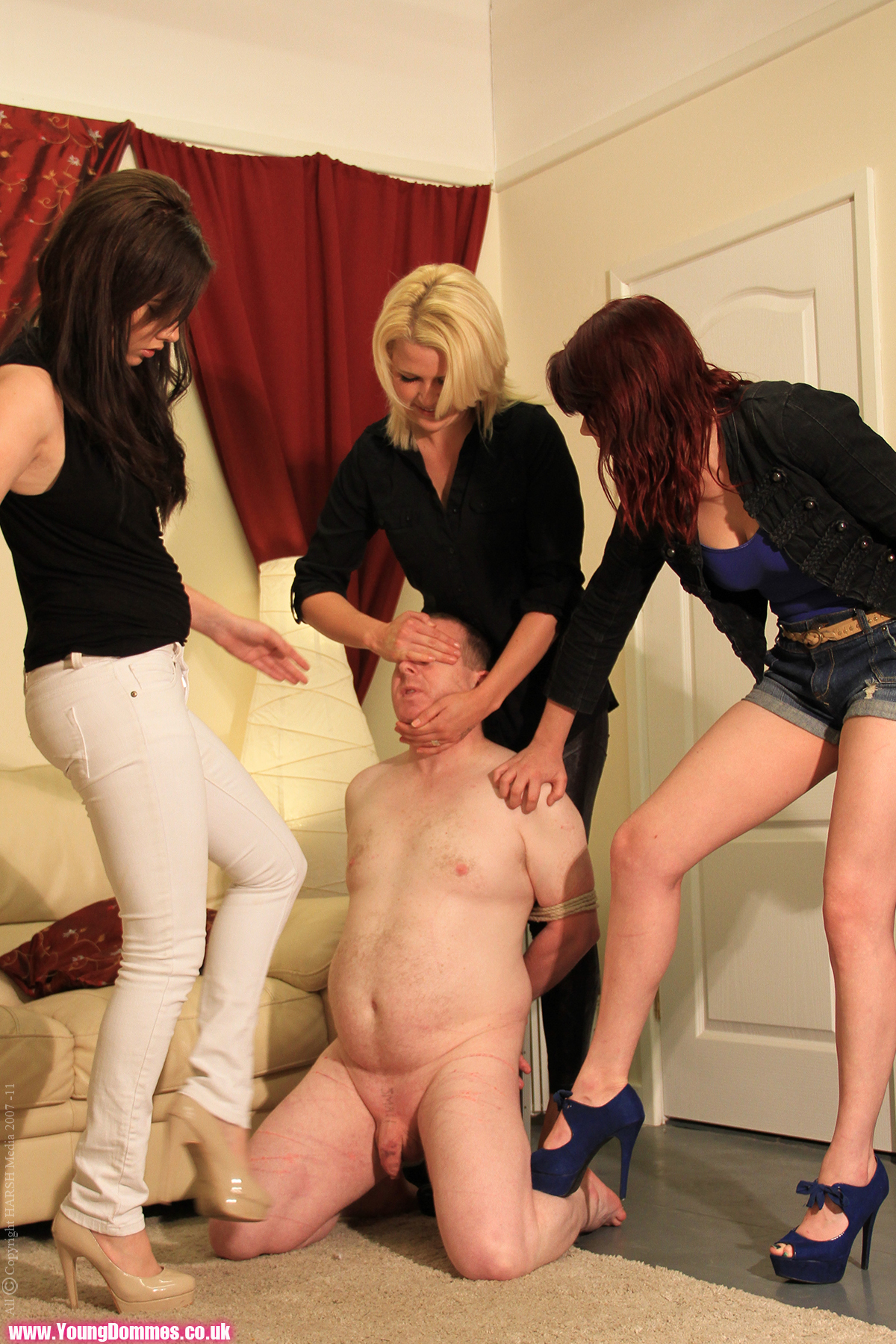 young sub Old domme